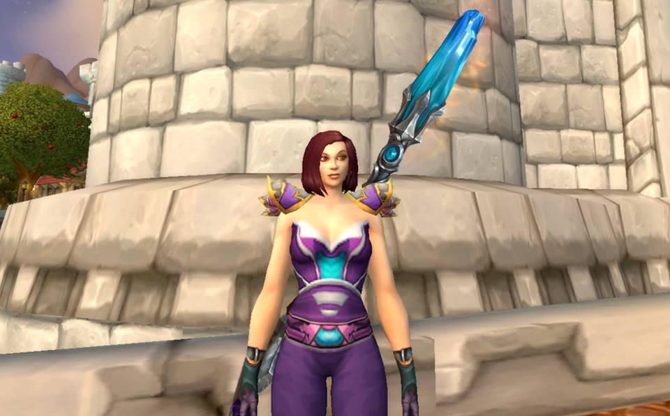 Rhea Lightninghoof World of Warcraft alliance horde