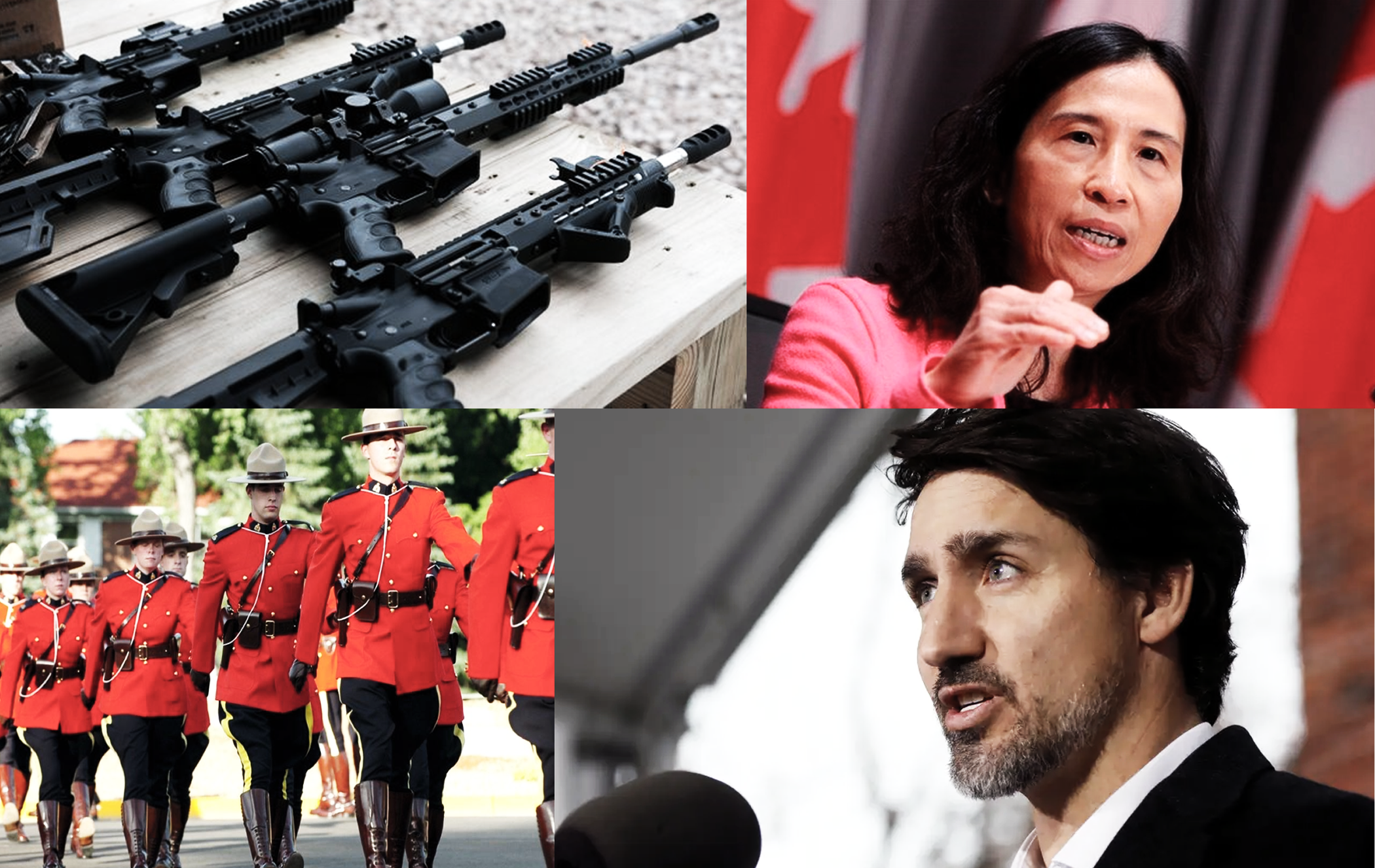 What the RCMP, Theresa Tam, COVID-19, and Gun-Bans have in Common